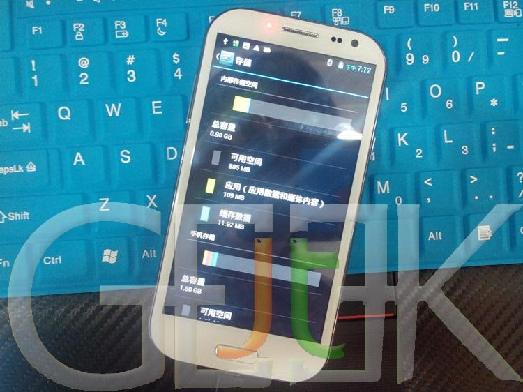 Clone Samsung  S4