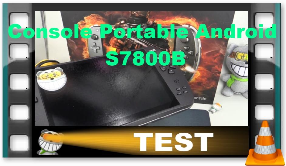 Console portable android test par glg - Emulateur console android ...