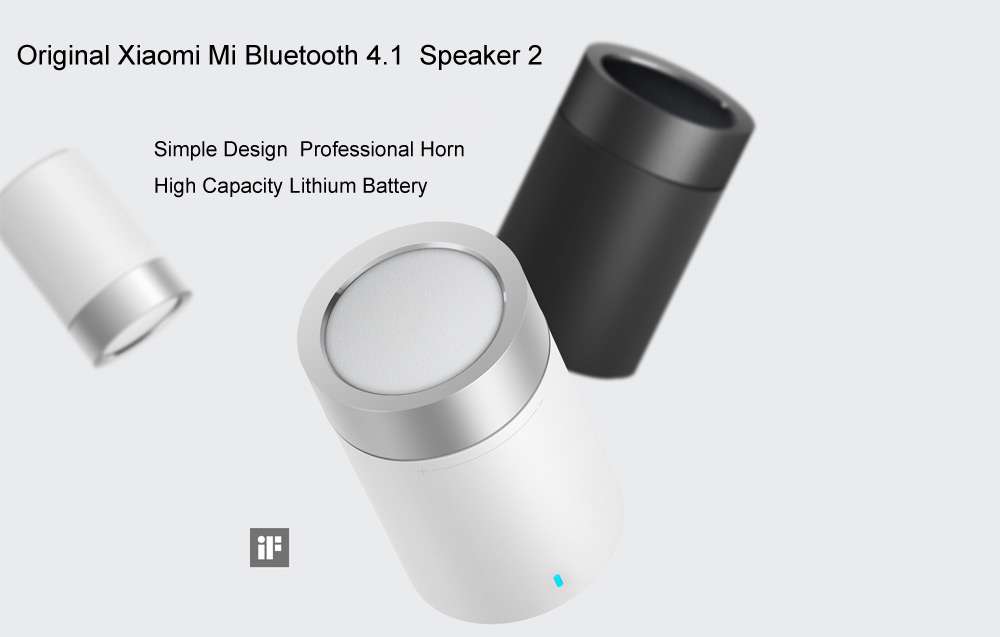 enceinte bluetooth xiaomi mi speaker 2 bluetooth 4 1 code promo. Black Bedroom Furniture Sets. Home Design Ideas