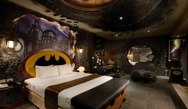 batman chambre Taiwan