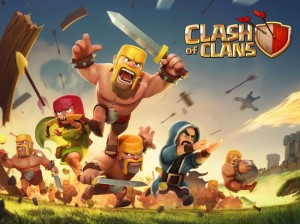 Clash of Clans franchit les portes du village Google Play