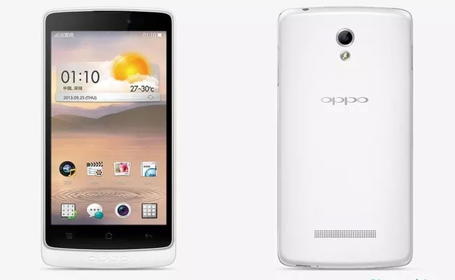 oppo r833t le smartphone android quad core pas cher sign oppo. Black Bedroom Furniture Sets. Home Design Ideas