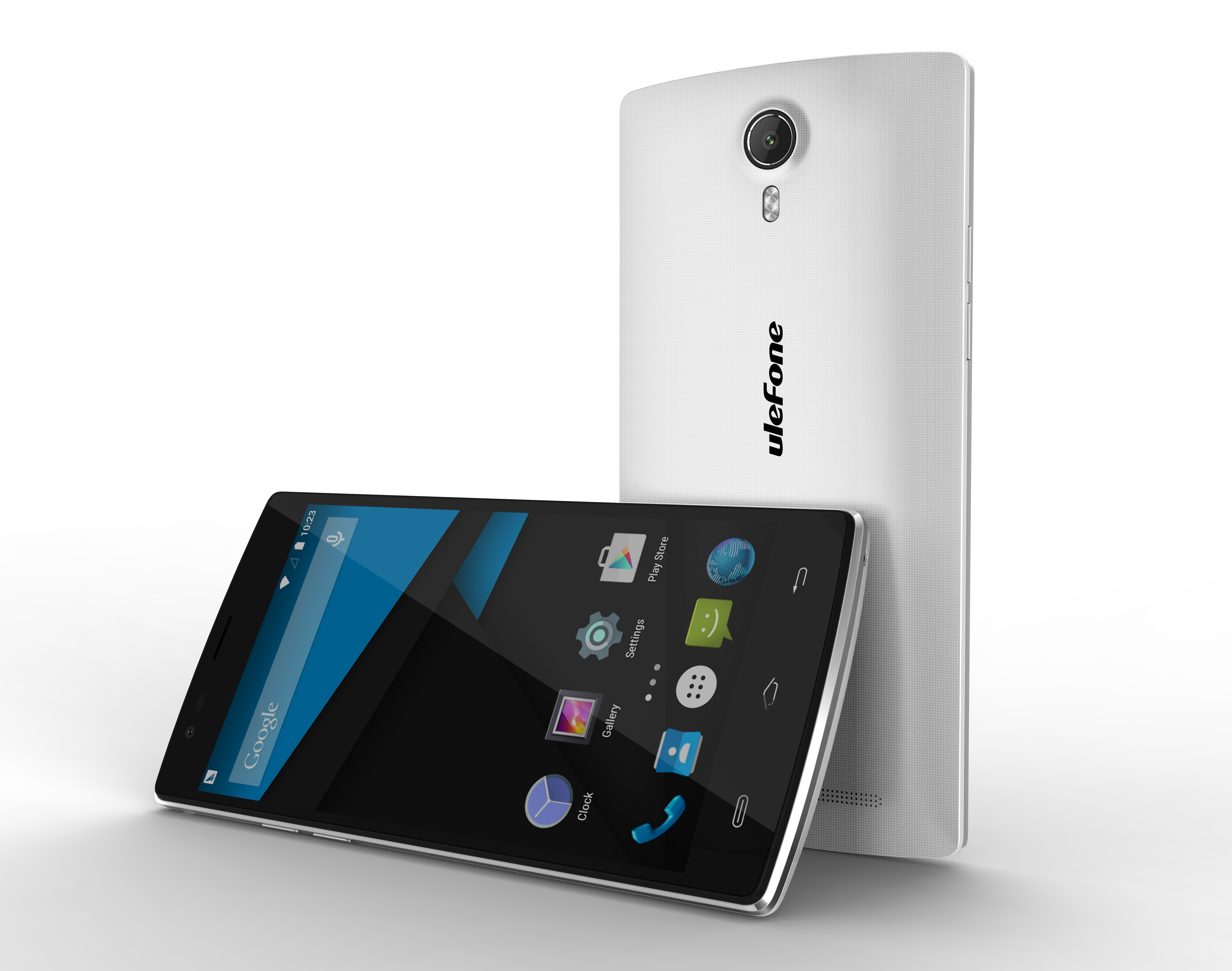 """Ulefone Be Pure 5"""" , Pure Android experience"""