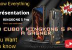 10 cubot kingkong 5 pro à gagner et un prix a ne pas rater
