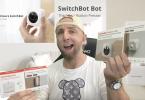 4 nouveaux produits switchbot pour avoir une maison connectée et inetlligente