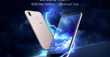 Asus Zenfone Max M1 smartphone