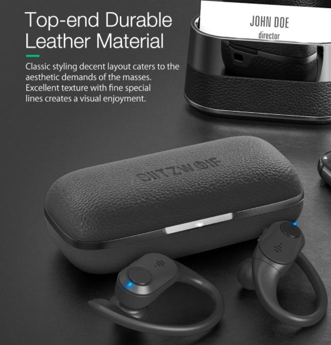 Blitzwolf Bw Fye10 Tws Earbuds Bluetooth 5.0 Earphone
