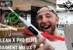 brossage de dents pro elite avec la oclean x pro elite, comment ?