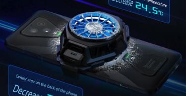 Black Shark Fun Cooler Pro