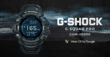 casio g shock gsw h1000 sous android wear