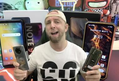 cubot note 9 vs cubot kingkong 5, le match des smartphones à 100€