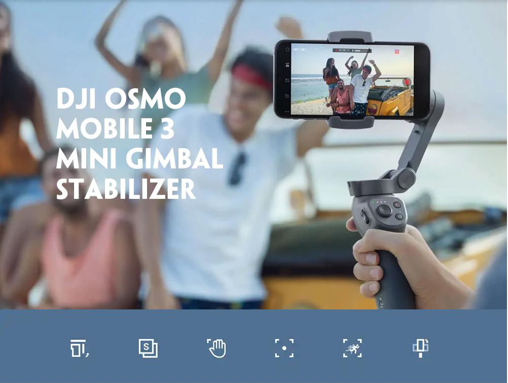 Dji Osmo Mobile 3 Mini