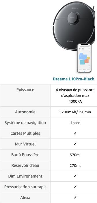 details dreame l10 pro