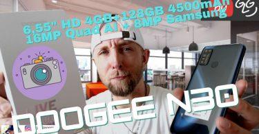 Doogee N30, Un Smartphone À 100€ Avec Caméra Samsung Surprenant