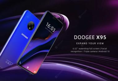 Doogee X95