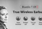 Ecouteurs Bluedio T Elf 2