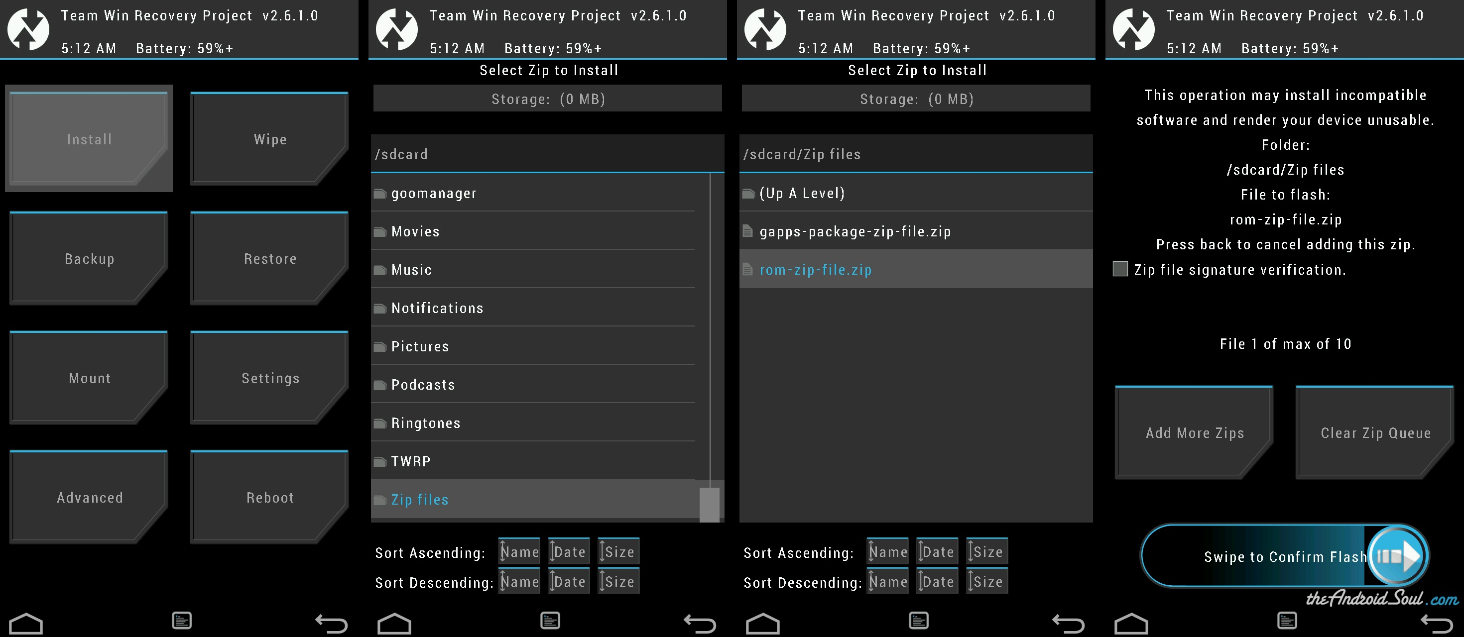 Flash-ROM-.zip-file-using-TWRP-recovery