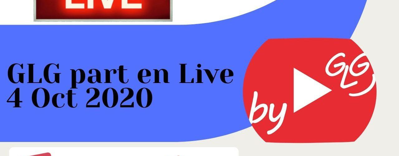 Glg Part En Live 4 Oct 2020