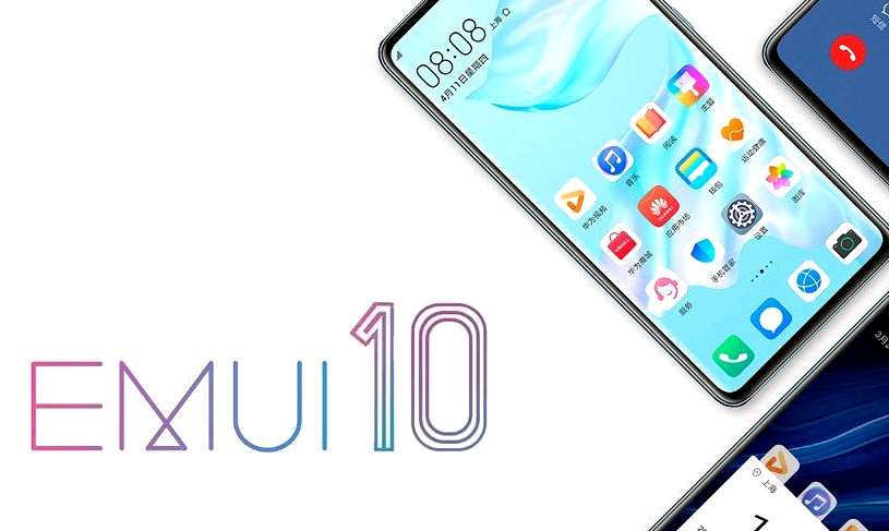 Huawei Emiui 10