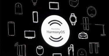 "Harmonyos"" Logo"