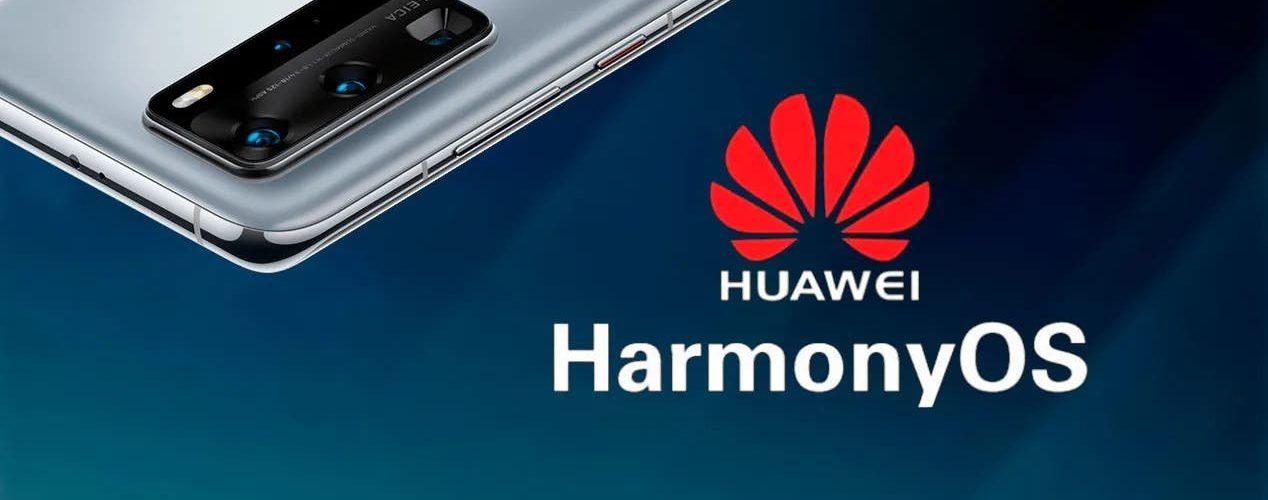 harmonyos smartphoe