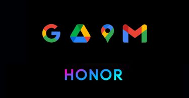 honor google mobile services