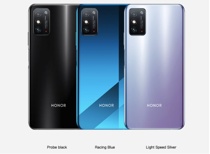 Honor X10 Max 5g Color