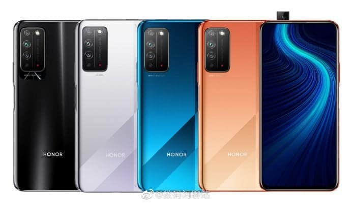Honor X10 Real Image