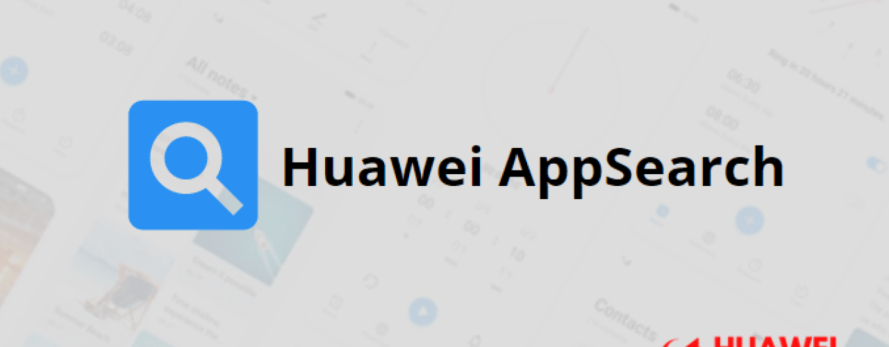 Huawei Appsearch