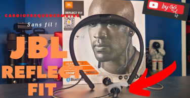 Jbl Reflect Fit Avec Cardiofrequencemetre Sans Fil