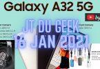 Jt Du Geek 16 Jan, Xiaomi Ban, Sjcam C100 Plus,galaxy A32 5g, Huawei Rachete Blackberry