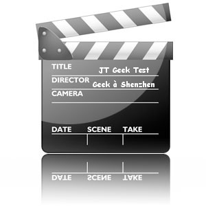 JT Geek Test vidéo