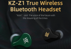 Kz Z1 Tws Bluetooth 5.0 Gaming Headphone