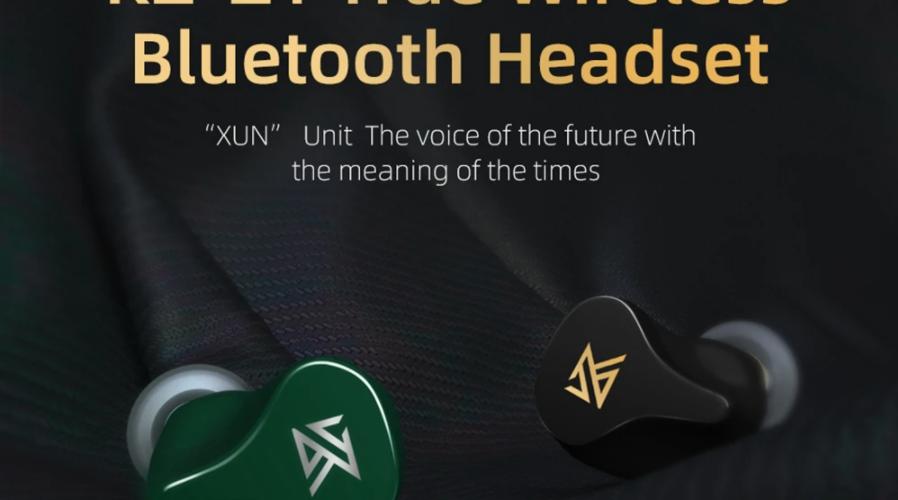 Kz Z1 Tws Bluetooth 5.0 Gaming Headphone