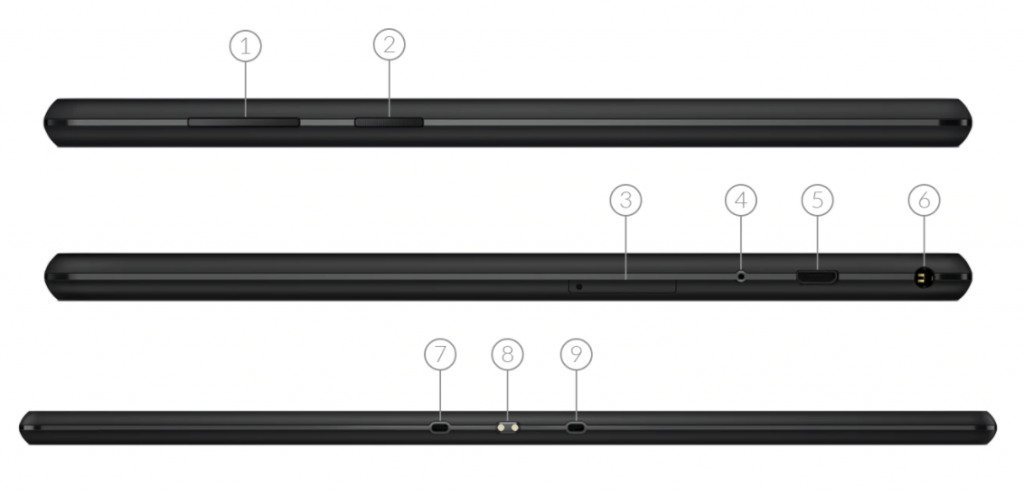 lenovo tab m10 connect