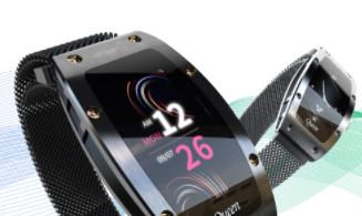 Lokmat Queen Smartwatch