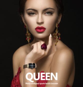 Lokmat Queen Smartwatch Women