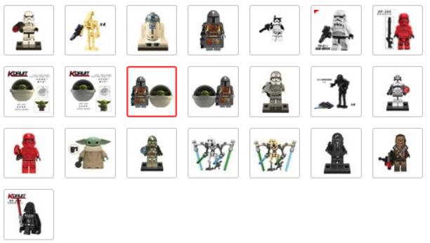 Legos The Mandalorian