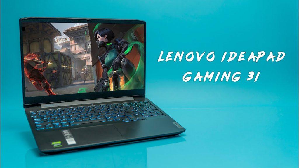 Lenovo Ideapad Gaming 3 Amd