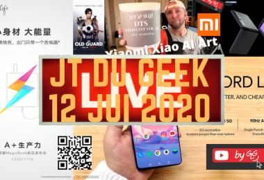 Live Zap Actu High Tech Jt Du Geek 12 Juillet
