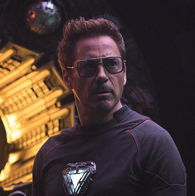 Lunette Tony Stark Spider Man
