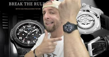 ma montre de luxe aliexpress by glg