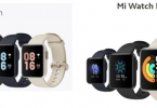 Mi Watch Lite Vs Redmi Watch