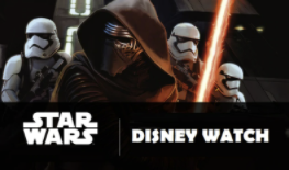 Montre Disney Star Wars