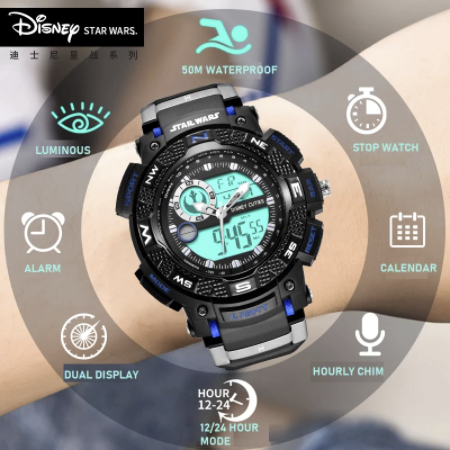 Montre Star Wars Officel Disney