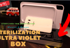 Multi Function Sterilization Box