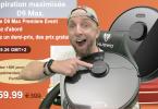 nouveau robot aspirateur et lavage lidar 4000pa à 259€ ttc, le dreame d9 max en mode love