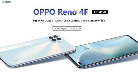 Oppo Reno 4f