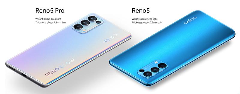 Oppo Reno5 Pro 5g
