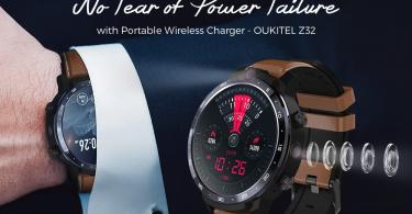 Oukitel Z32 4g Smartwatch